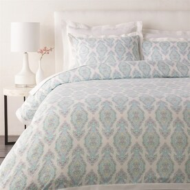 buy from set pure bath aqua bedding park bed piece madison elena queen reversible in full beyond comforter