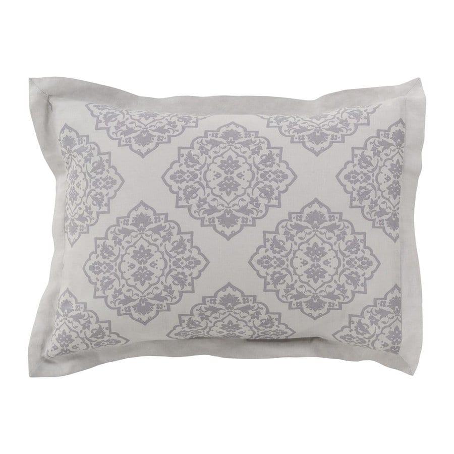 Surya Anniston Slate Standard Blend Pillow Sham