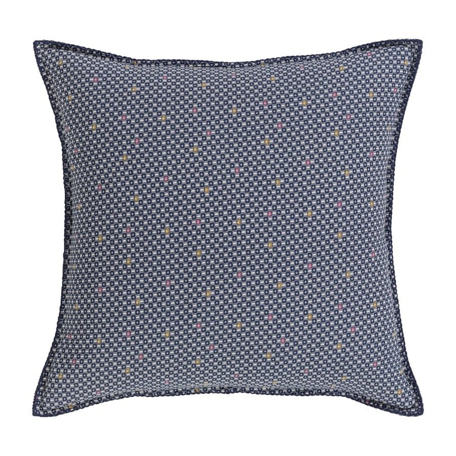 Surya Japiko Navy Euro Blend Pillow Sham