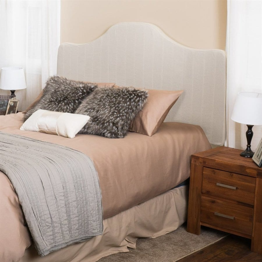 Delicieux Best Selling Home Decor Ashland Natural King/Cal King Linen Upholstered  Headboard