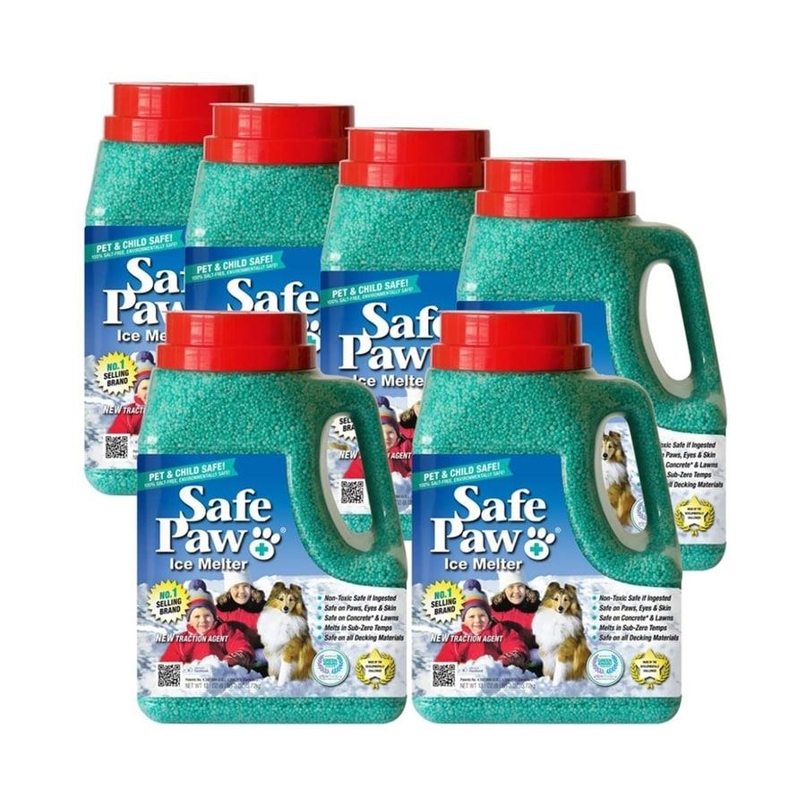 Safe Paw 8.3-Lb Salt Free Ice Melter