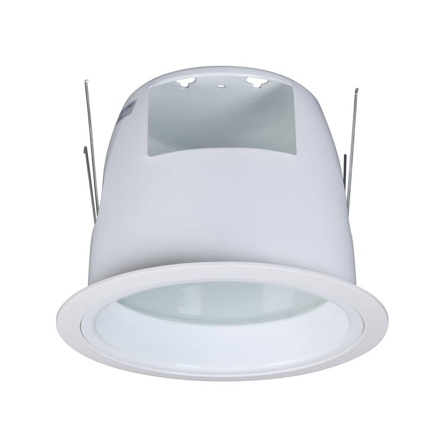 Galaxy White Shower Recessed Light Trim (Fits Housing Diameter: 6-in)