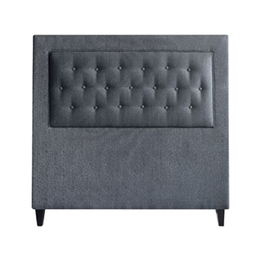 My Chic Nest Brett Deep Sea Blue California King Upholstered Headboard
