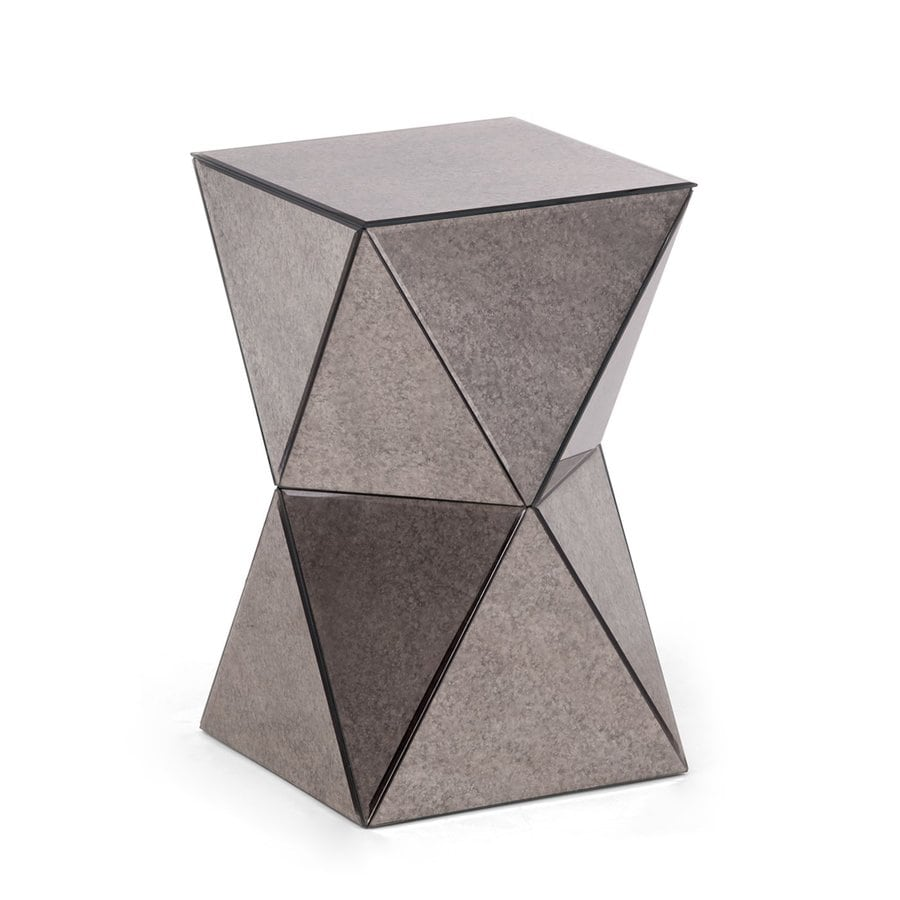 Zuo Modern Antique Square End Table