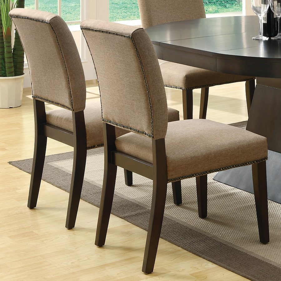 Coaster Fine Furniture Set of 2 Myrtle Coffee Side Chair