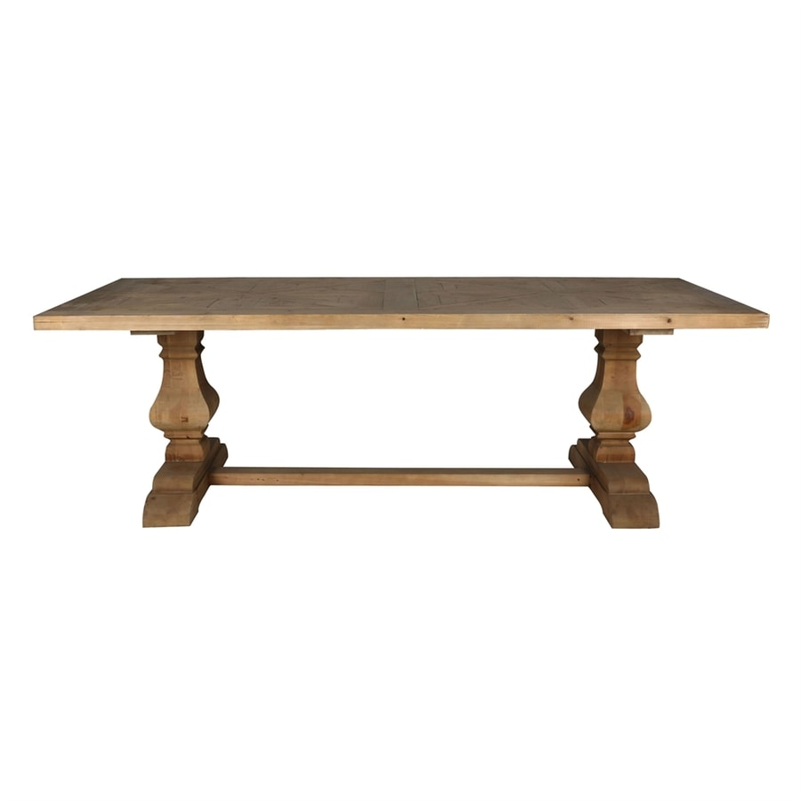 Moe's Home Collection Trenton Wood Dining Table