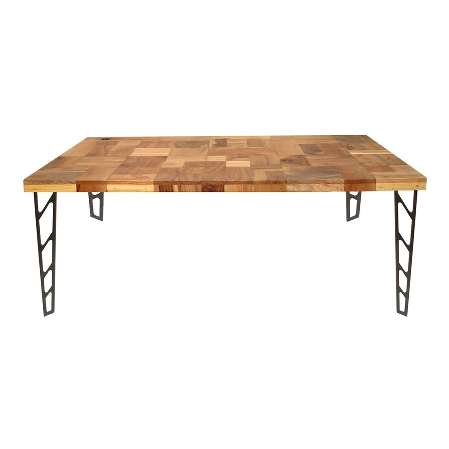 Moe's Home Collection Ezra Wood Dining Table