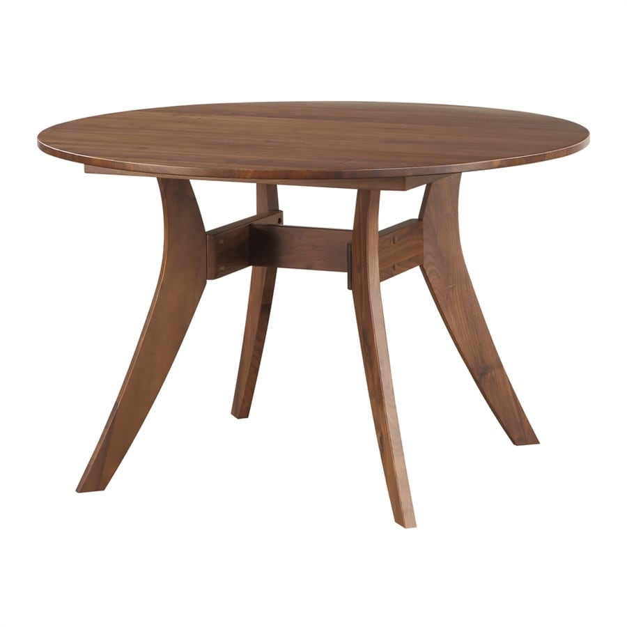 Moe's Home Collection Florence Wood Round Dining Table