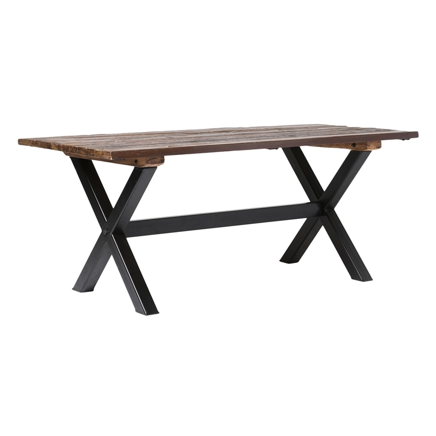 Moe's Home Collection Ivan Hardwood Rectangular Dining Table