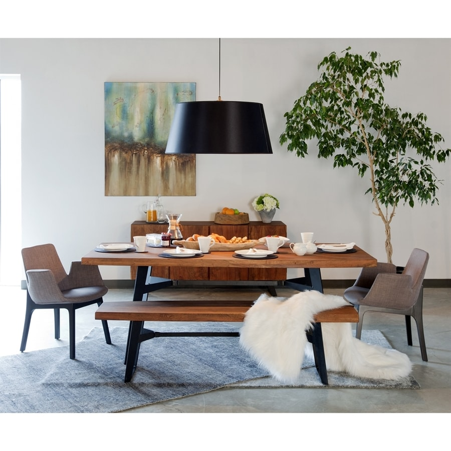Moe's Home Collection Drift Wood Dining Table