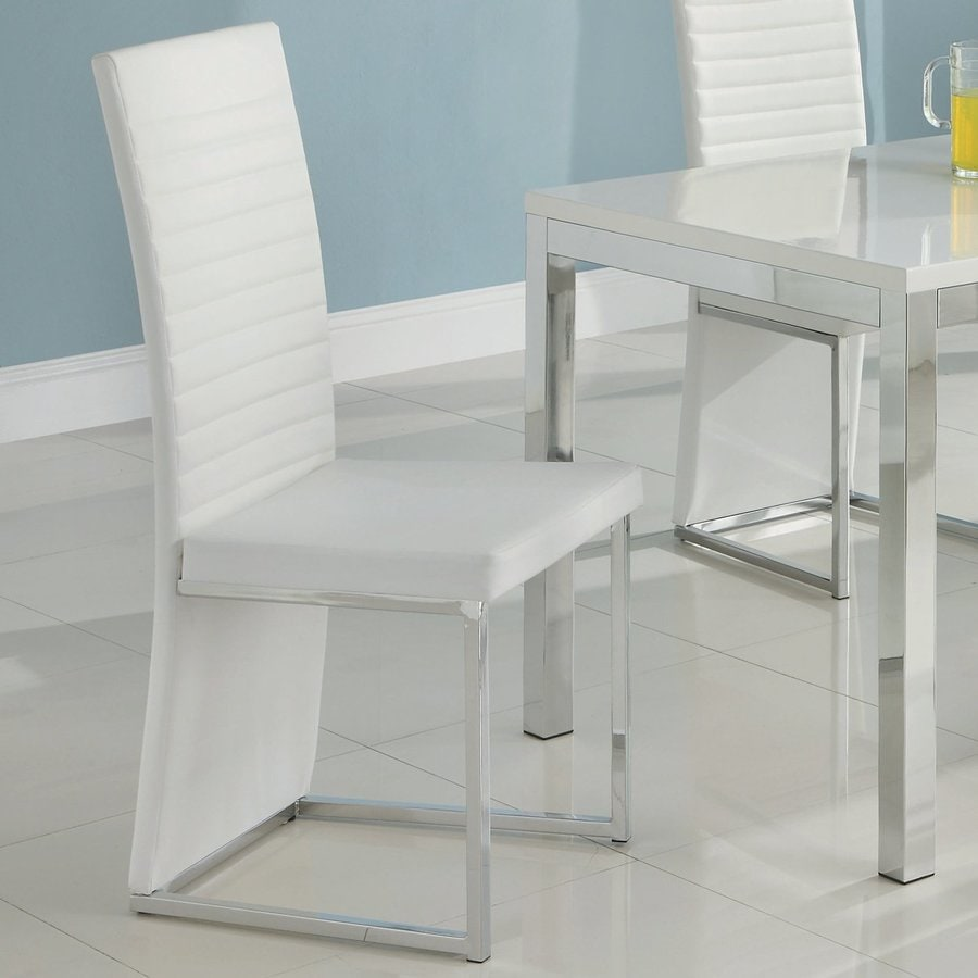 Homelegance Set Of 4 Clarice Contemporary Side Chairs