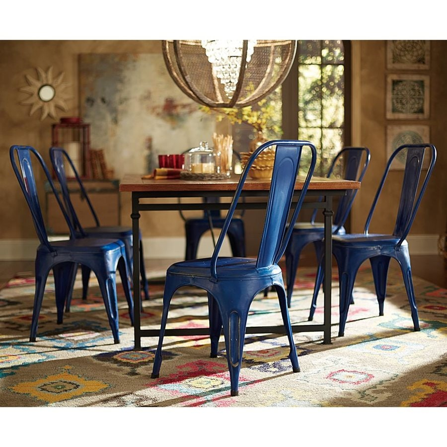 Homelegance Set of 4 Amara Contemporary Side Chairs