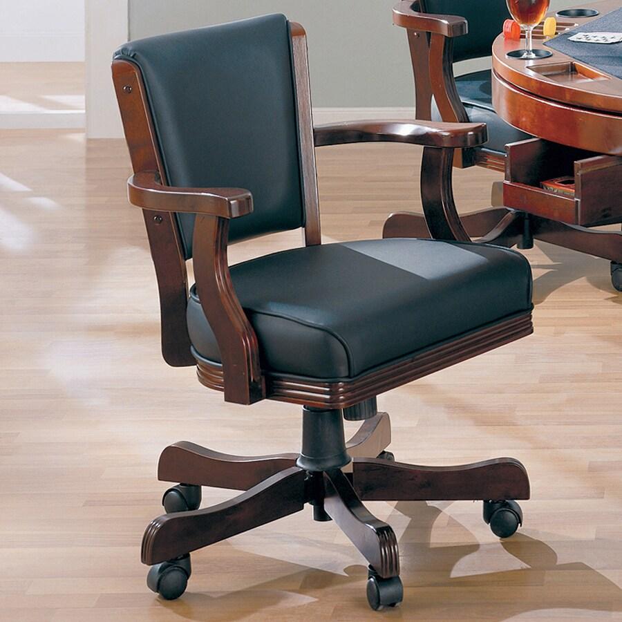Coaster Fine Furniture Mitchell Cherry Gaming Chair