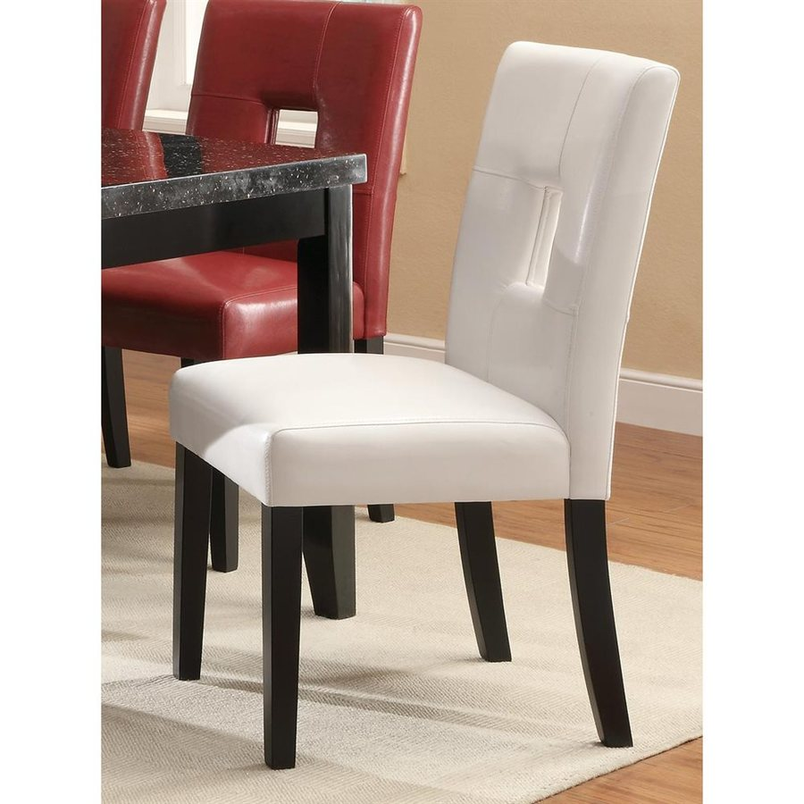 Coaster Fine Furniture Set of 2 Newbridge Cappuccino Side Chairs