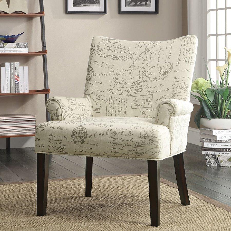 Coaster Fine Furniture Casual Cappuccino Accent Chair