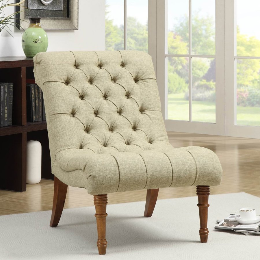 Coaster Fine Furniture Light Brown Accent Chair
