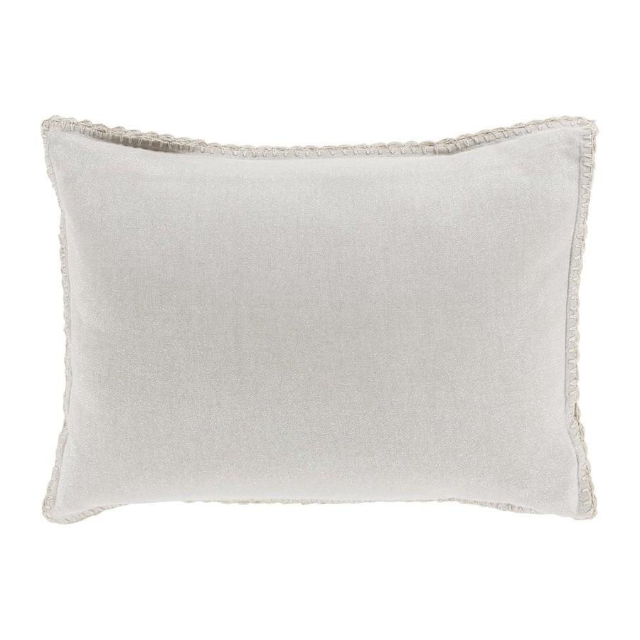 Surya Audrey Natural Standard Blend Pillow Case