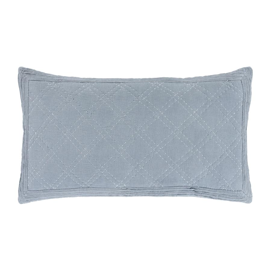 Surya Kojo Denim King Blend Pillow Case