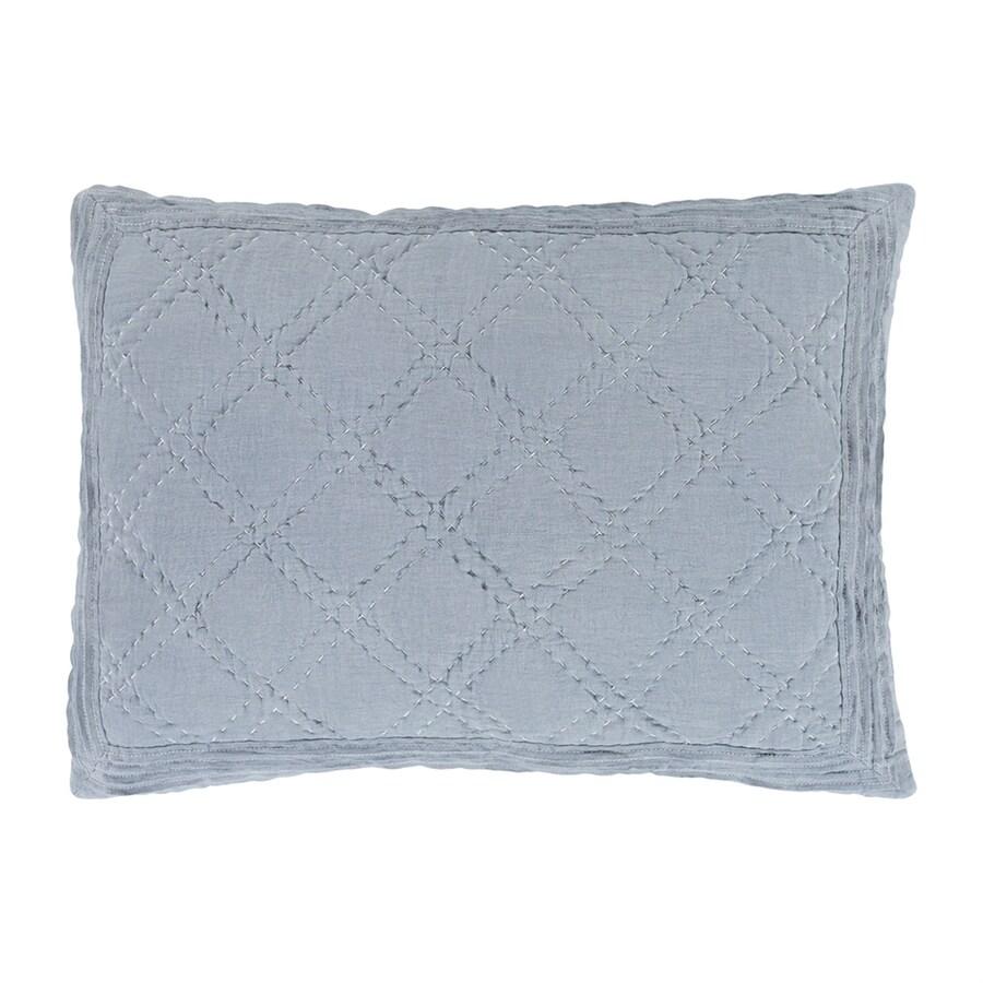 Surya Kojo Denim Standard Blend Pillow Case