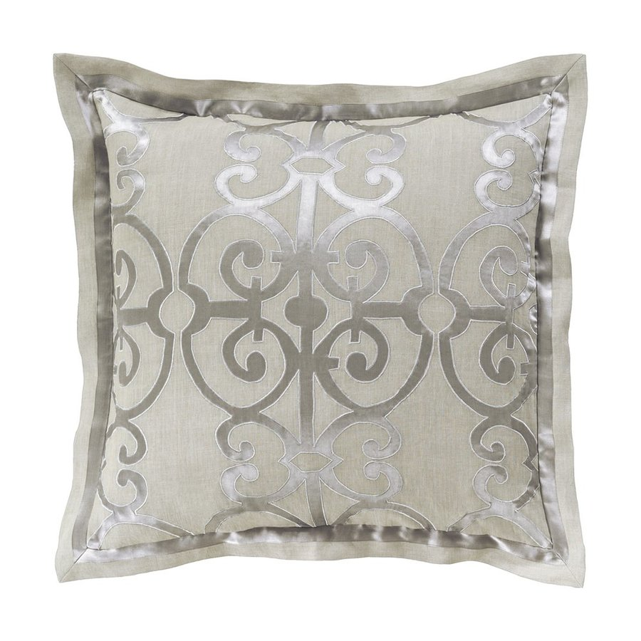 Surya Versaille Natural Euro Blend Pillow Case