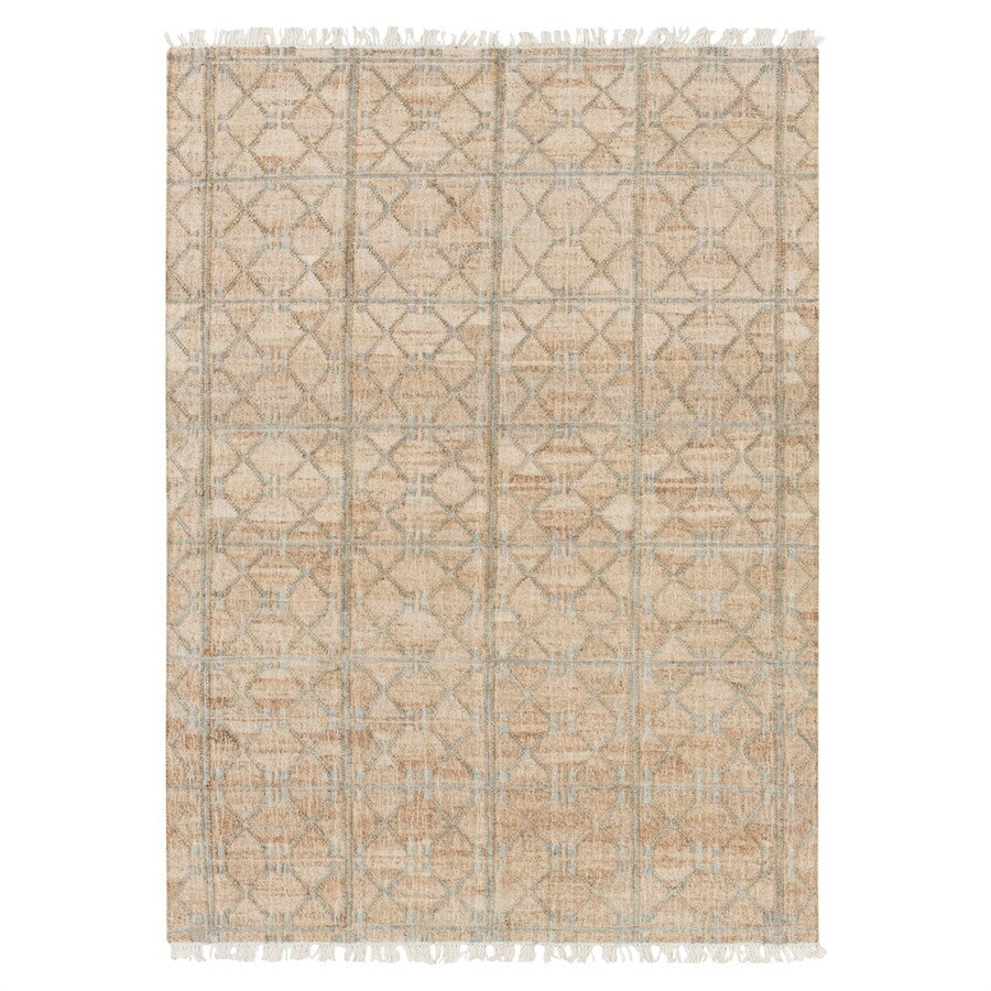 Surya Laural Rectangular Indoor Woven Moroccan Area Rug (Common: 6 x 9; Actual: 6-ft W x 9-ft L)