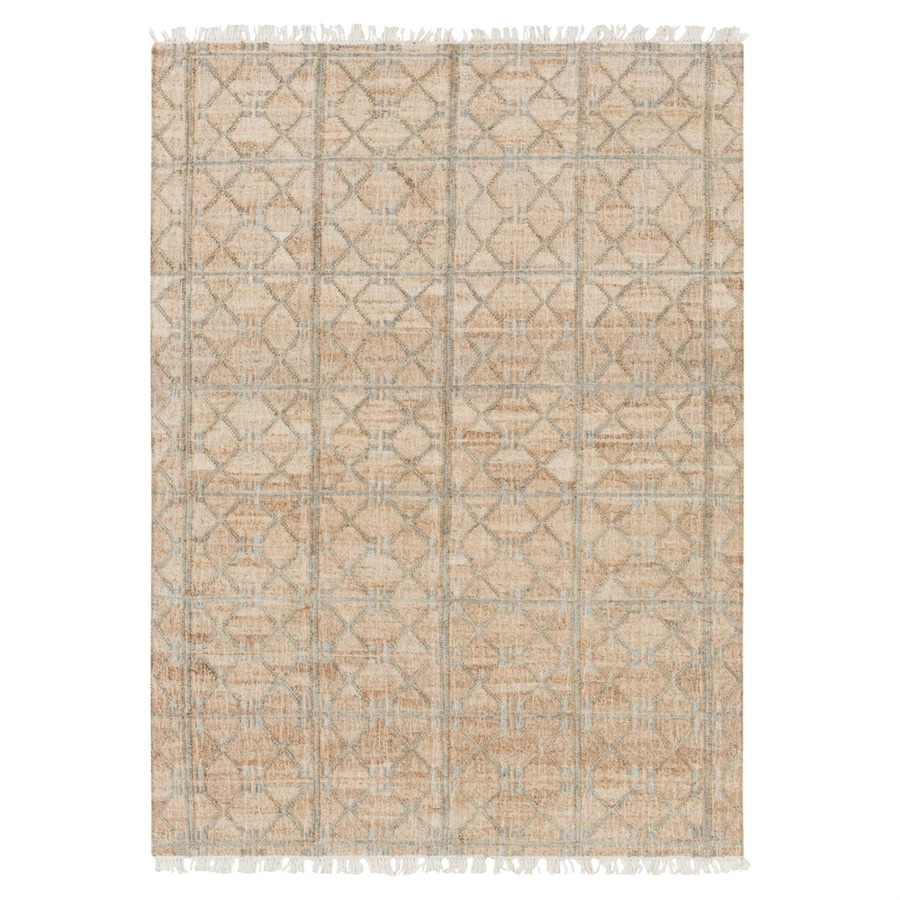 Surya Laural Khaki/Medium Gray Indoor Handcrafted Moroccan