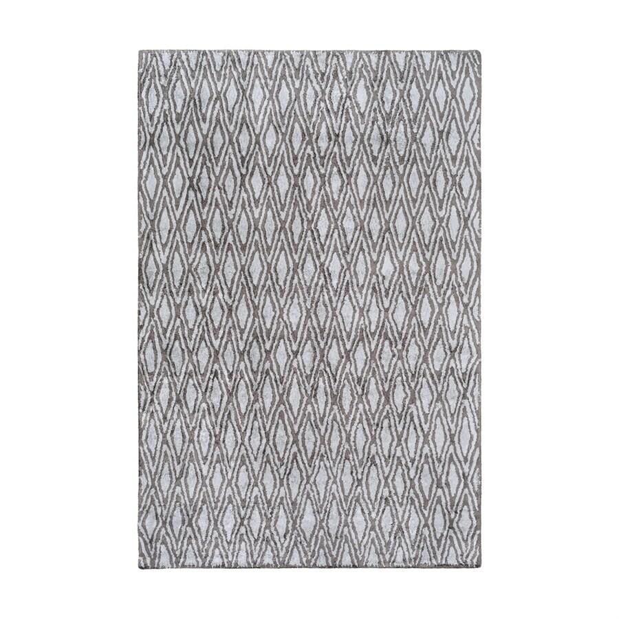 Surya Quartz Rectangular Indoor Tufted Area Rug (Common: 3 x 5; Actual: 3-ft W x 5-ft L)
