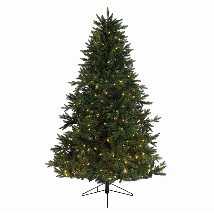 Pre Lit Led Christmas Tree Lowes