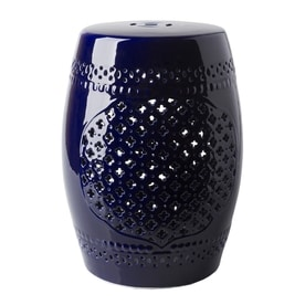 Surya Auburndale 18.1-in Ceramic Barrel Garden Stool  sc 1 st  Loweu0027s : ceramic barrel stool - islam-shia.org