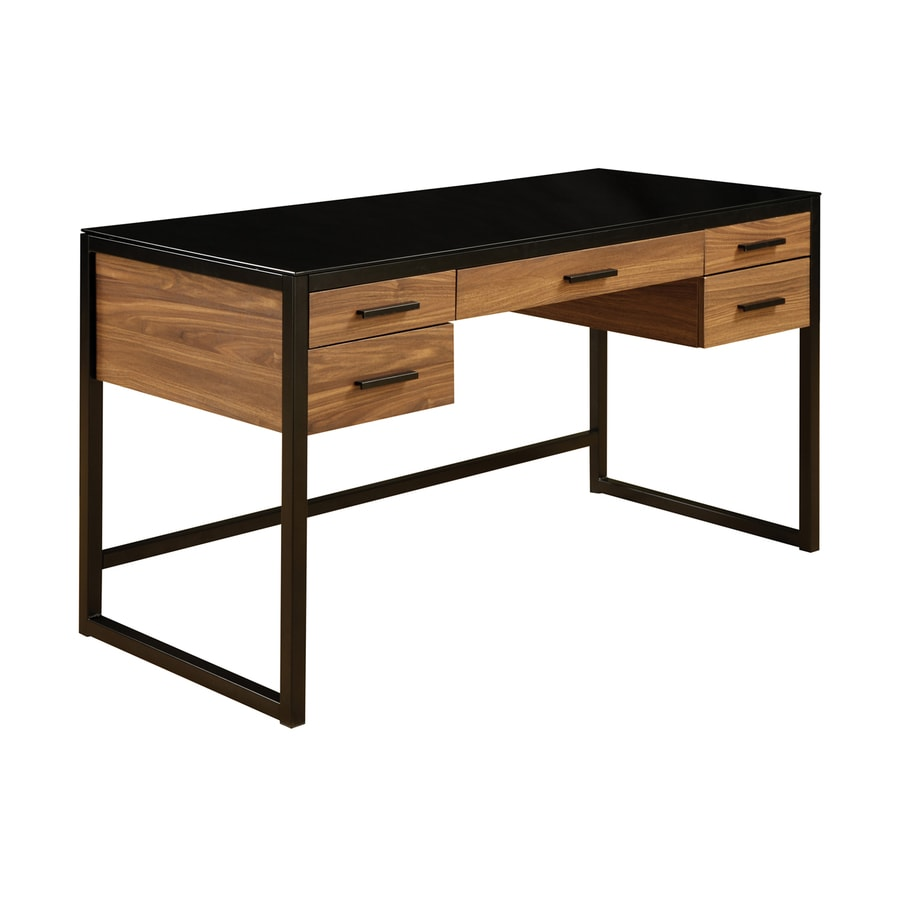 Office Star OPS Designs Tawny Meadow Computer Desk