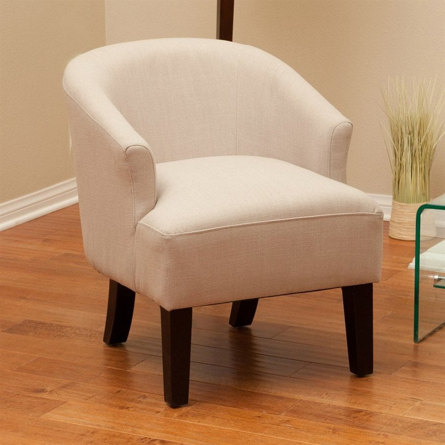 Best Selling Home Decor Cardiff Putty Club Chair