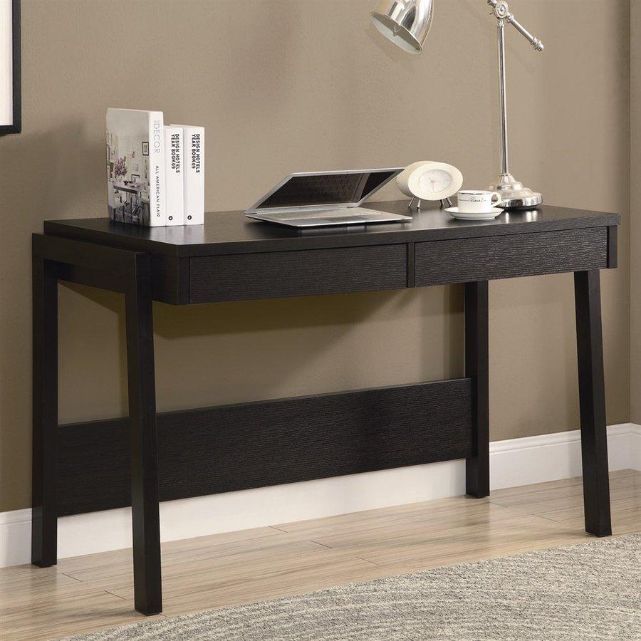Monarch Specialties Cappuccino Writing Desk