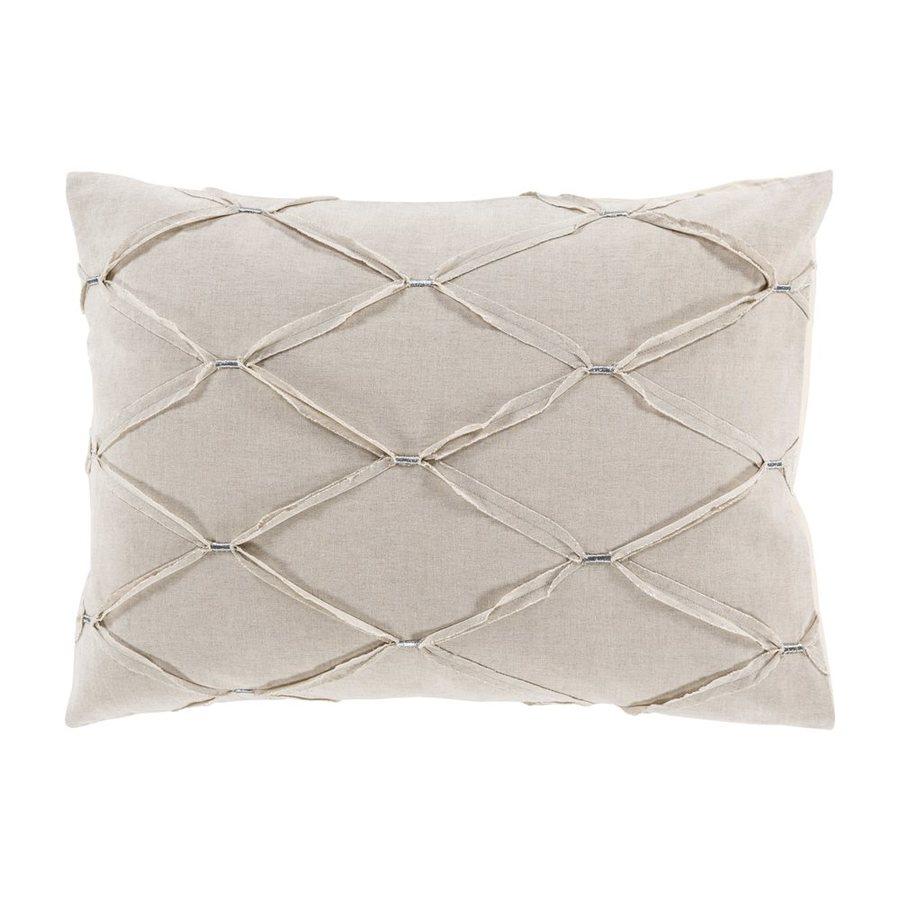 Surya Aiken Natural Standard Blend Pillow Case