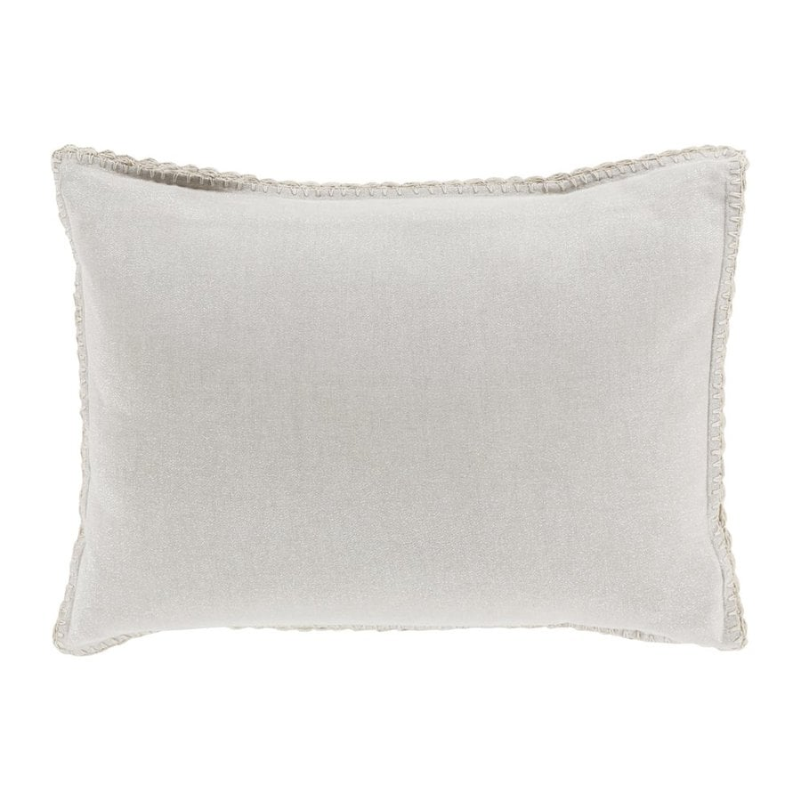 Surya Audrey Natural King Blend Pillow Case