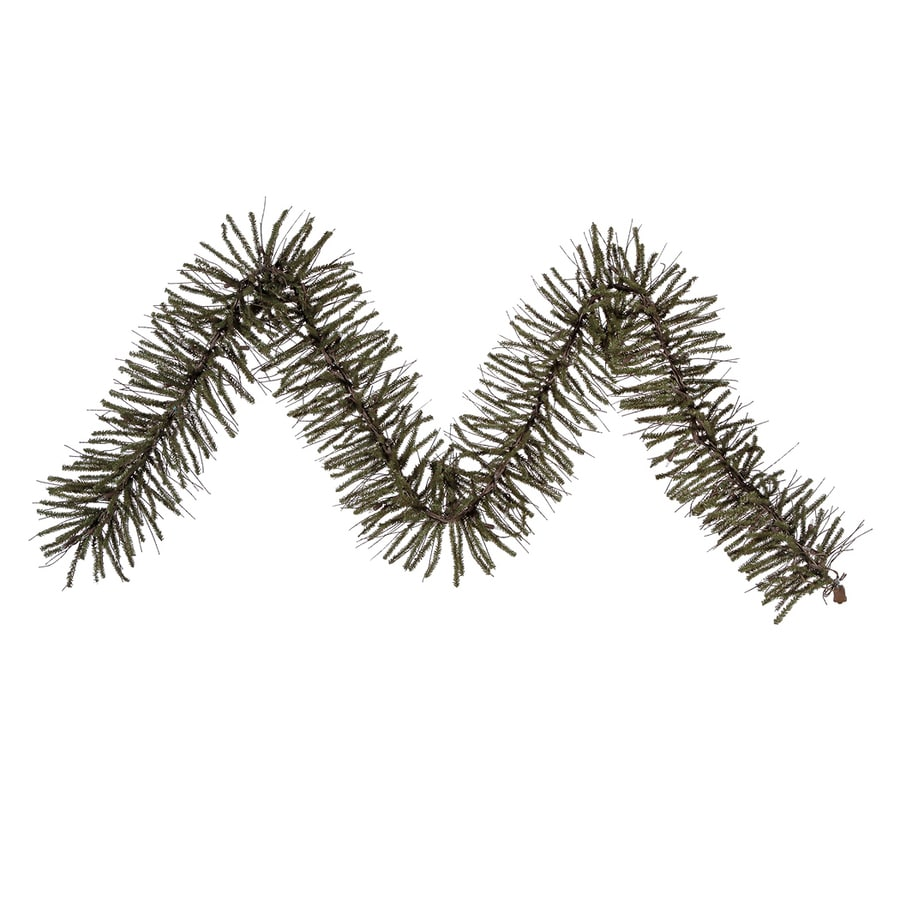 Vickerman Indoor/Outdoor 9-ft L Tinsel Garland