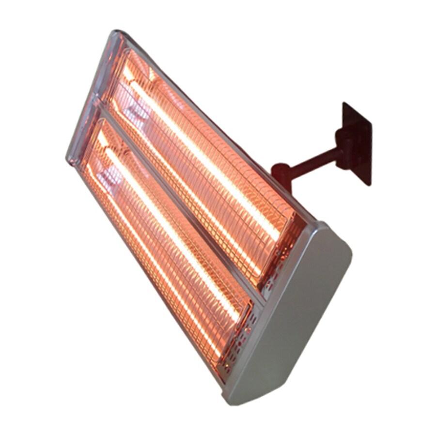 AZ  Patio 5,118-BTU 120-Volt-Volt Stainless Steel Electric Patio Heater