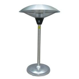 AZ Patio 5,118 BTU 120 Volt Volt Stainless Steel Electric Patio Heater