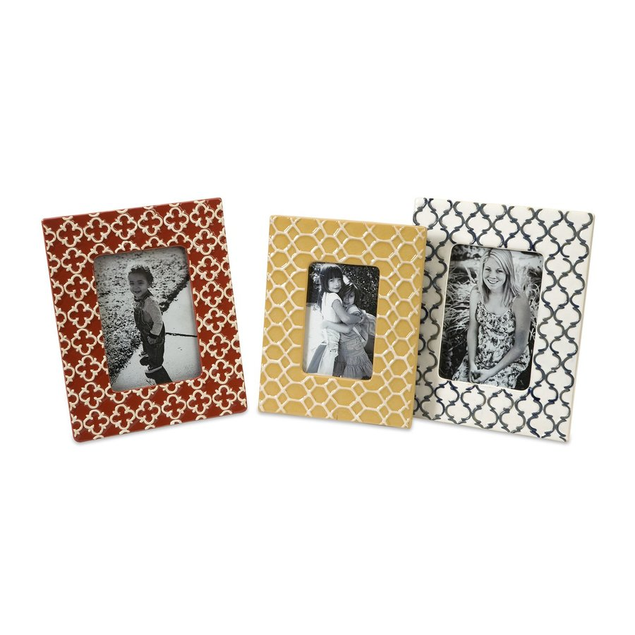 Imax Worldwide 3-Pack Peters Picture Frame