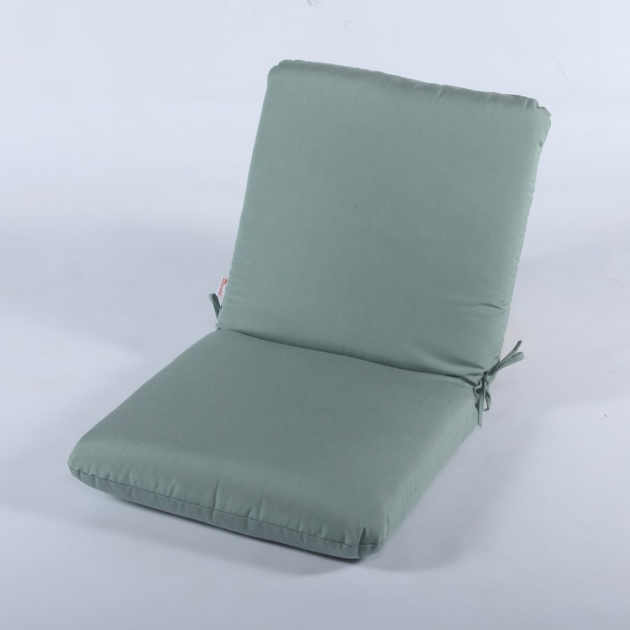 Casual Cushion Sunbrella 1 Piece Canvas Spa High Back Patio Chair