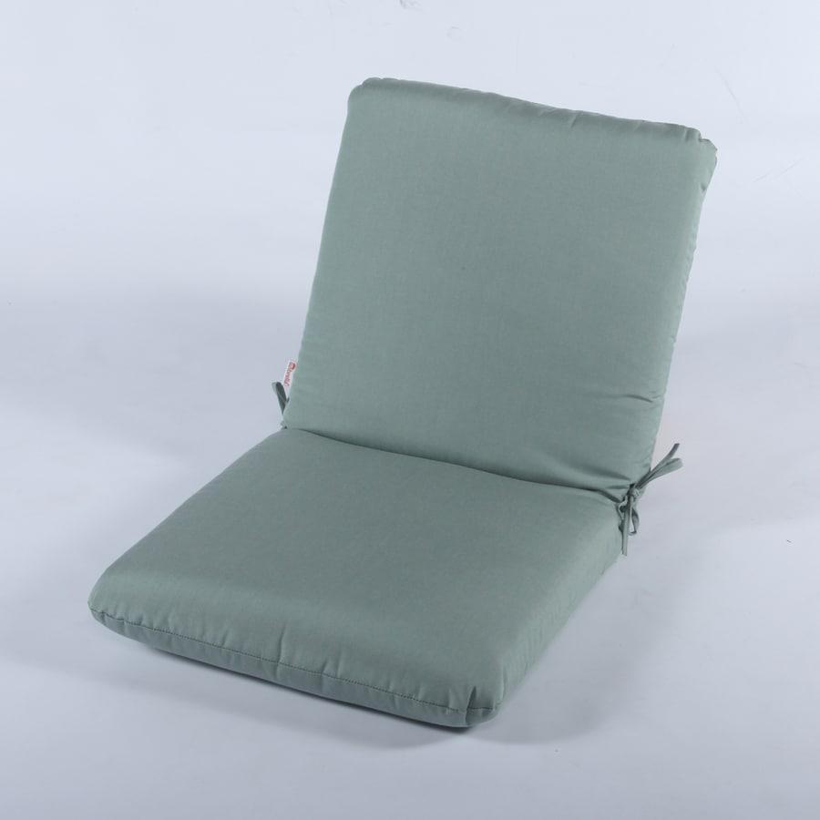 Casual Cushion Canvas Spa Solid Cushion For Club Chairs