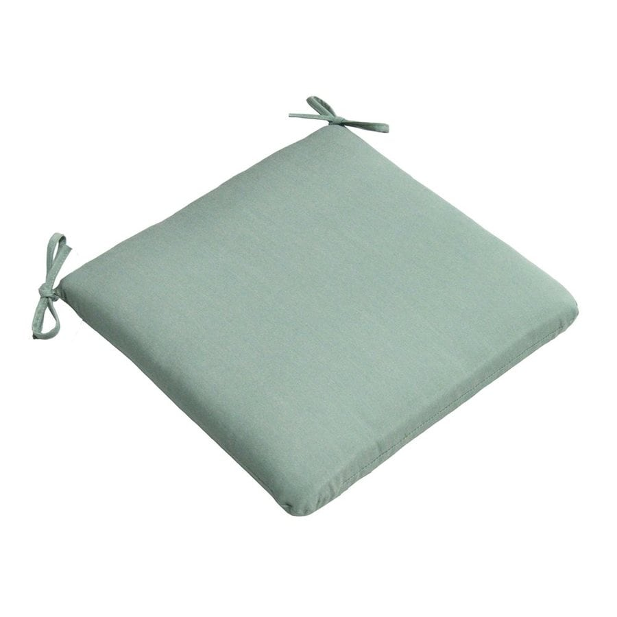 Casual Cushion Canvas Spa Solid Standard Patio Chair Cushion