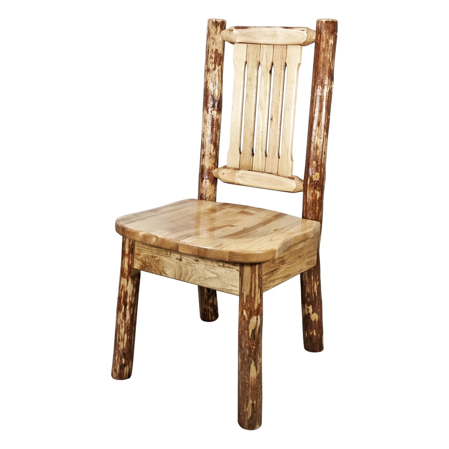Montana Woodworks Glacier Country Side Chair