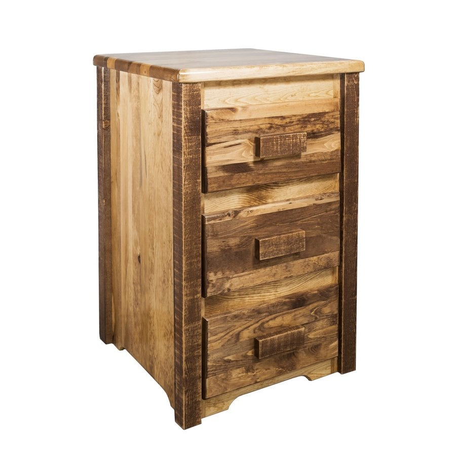 Montana Woodworks Homestead Pine Nightstand