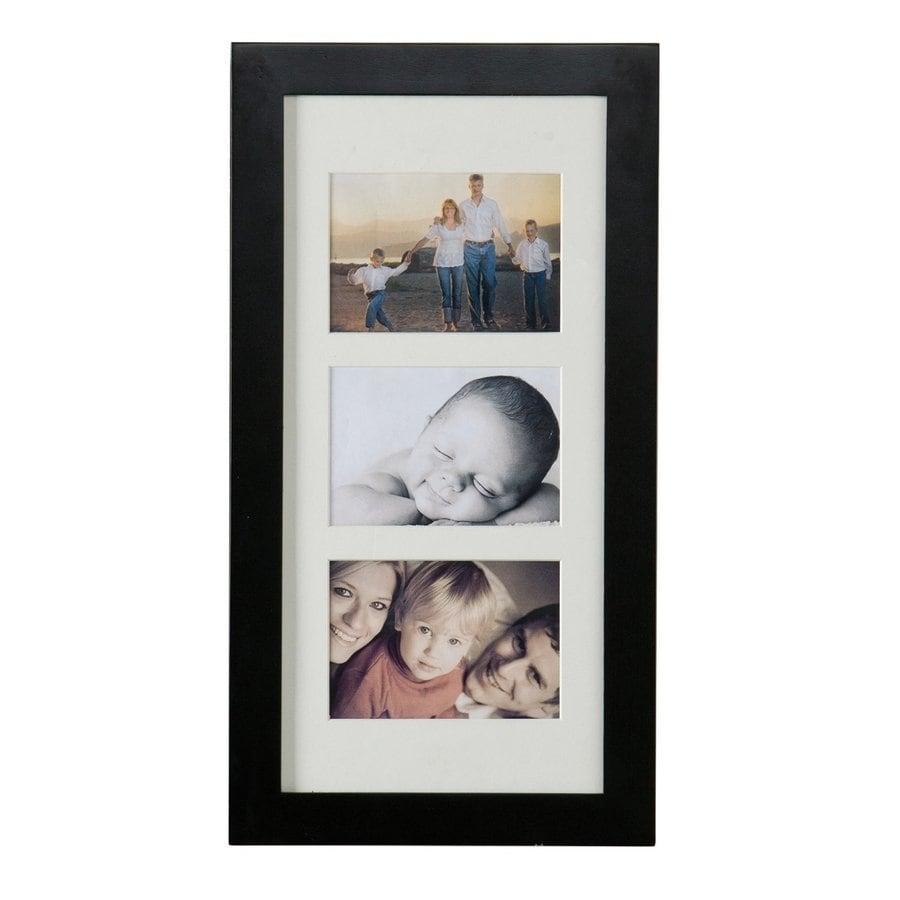 Boston Loft Furnishings Black Wall-Mount Picture Frame (12-in x 22-in)