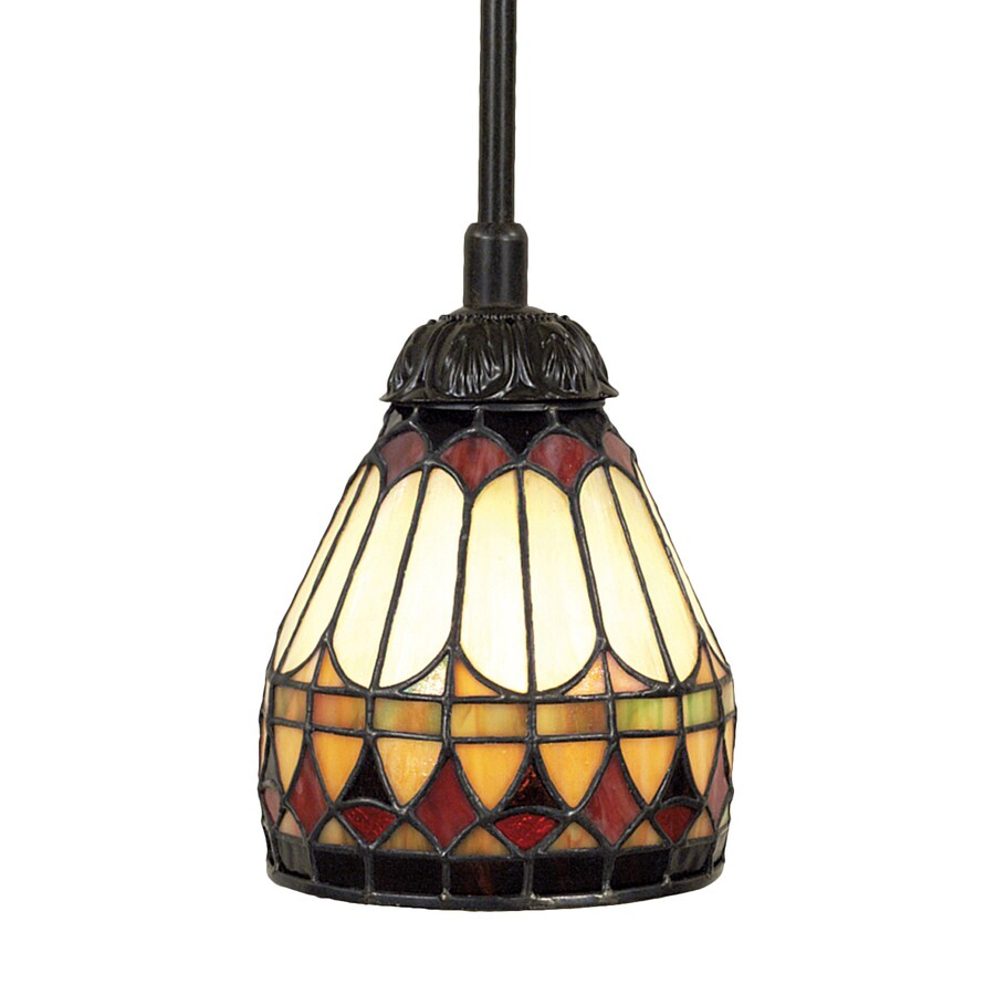 fixtures tiffany light leaded pendant deco chandelier floor glass stained style lamp barn