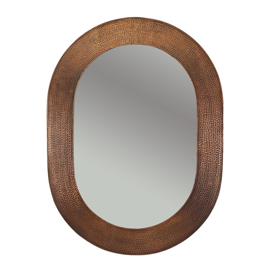 Mirror Oil Rubbed Bronze Frame