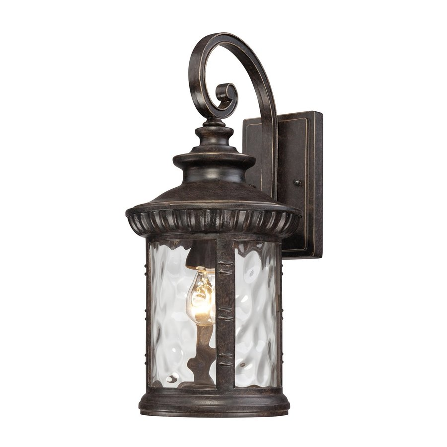 Quoizel Chimera 19.5-in H Imperial Bronze Outdoor Wall Light