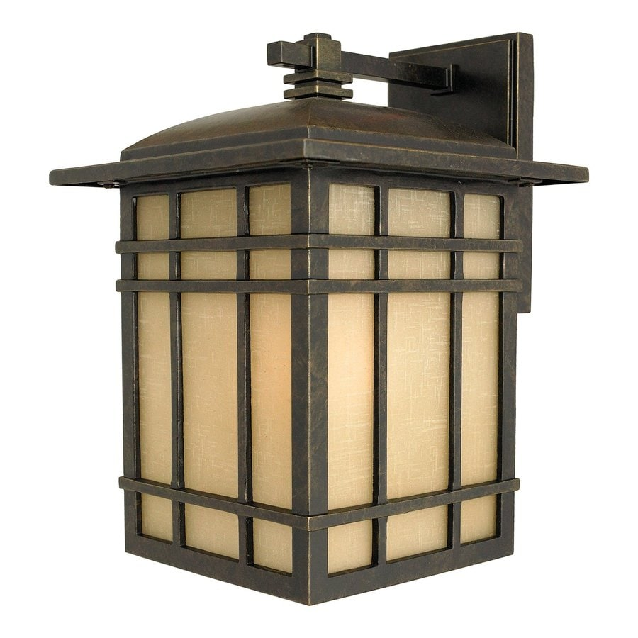 Quoizel Hillcrest 12.5-in H Imperial Bronze Outdoor Wall Light