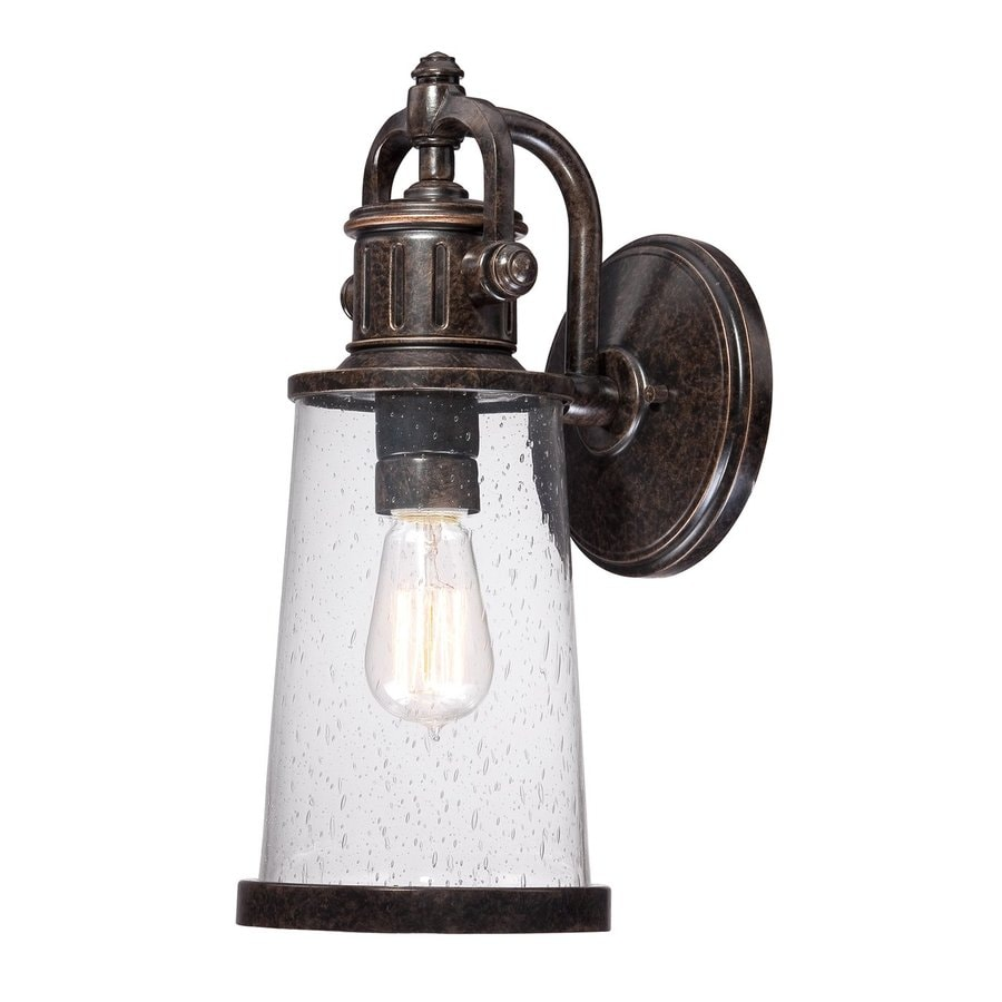 Quoizel Steadman 16-in H Imperial Bronze Outdoor Wall Light