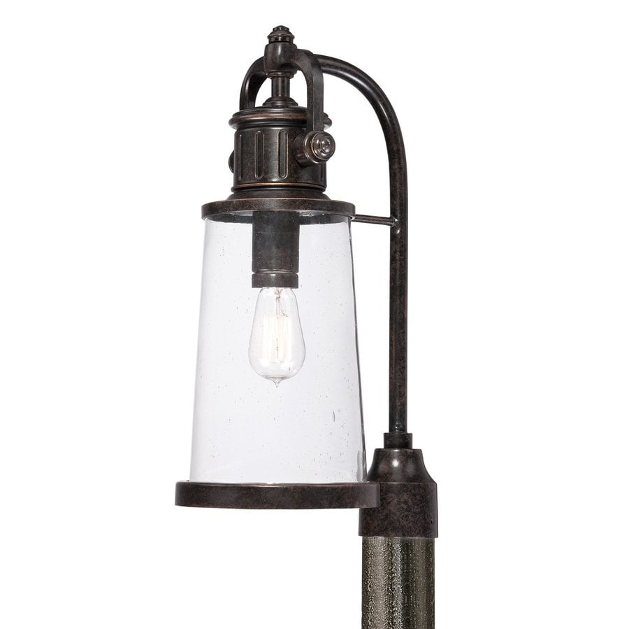 Quoizel Steadman 20-in H Imperial Bronze Post Light
